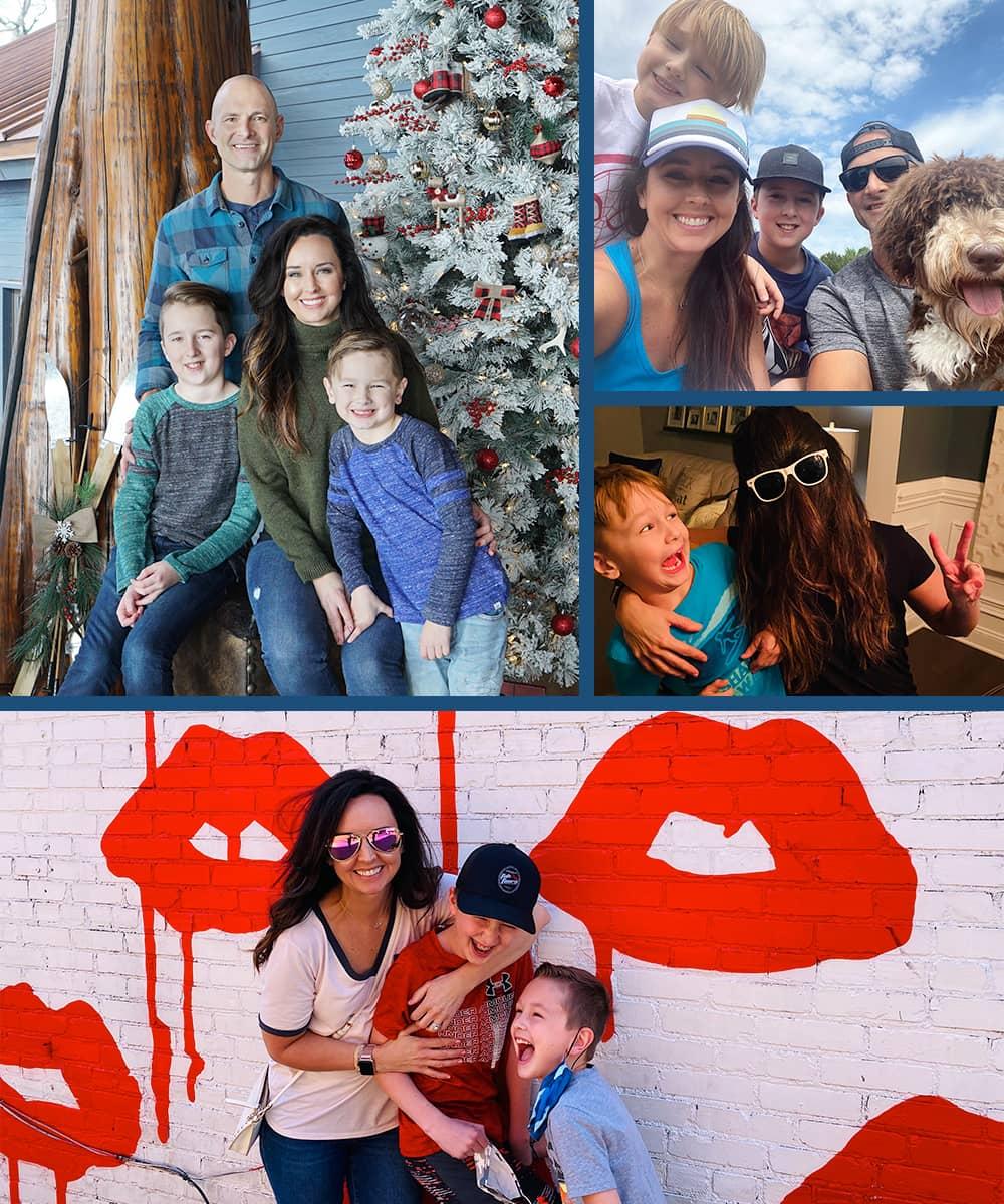 Jeni Personal Photo Collage