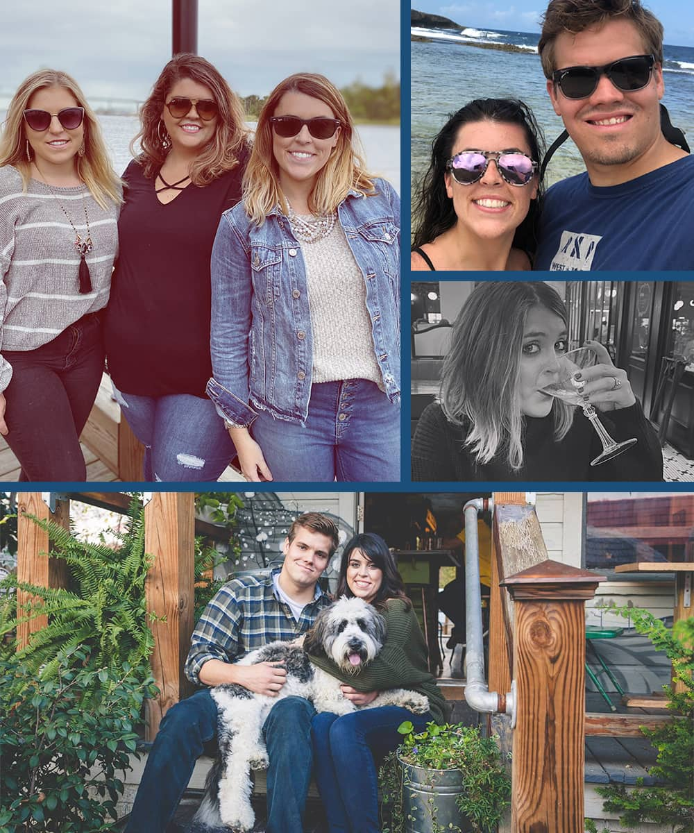 Jessica Personal Photo Collage